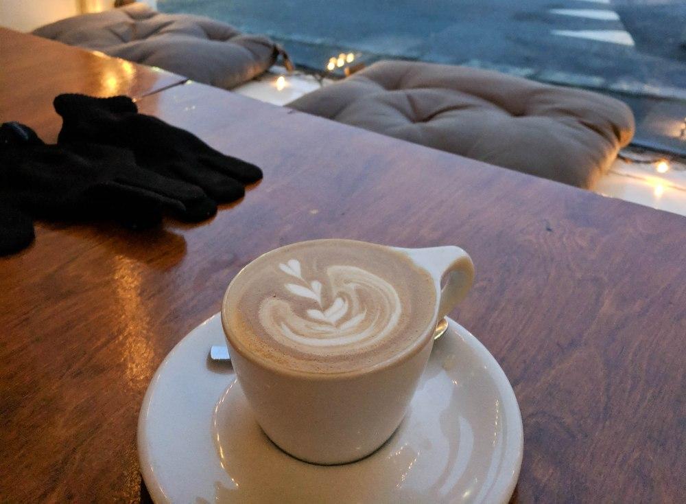 Coffee at Reykjavik roasters